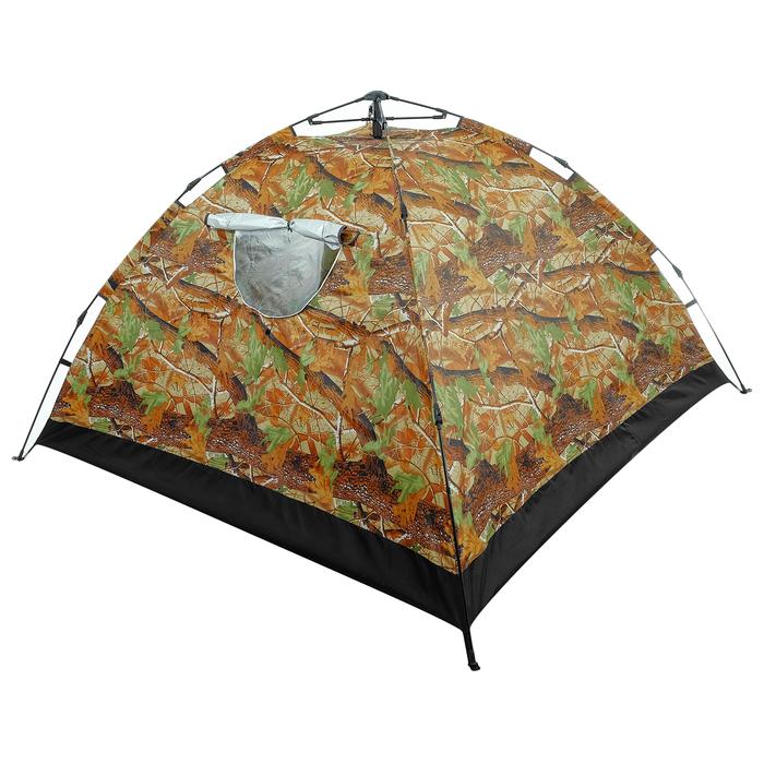 Палатка-автомат 220 х 220 х 150 см, цвет лес - фото 36102