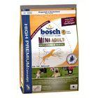 Сухой корм Bosch Mini Adult для собак мелких пород Птица/просо, 1кг
