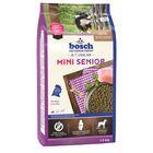 Сухой корм Bosch Mini Senior для пожилых собак мелких пород, 1кг