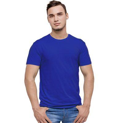 Футболка мужская StanEvent, размер 54, цвет синий, 135 г/м 52