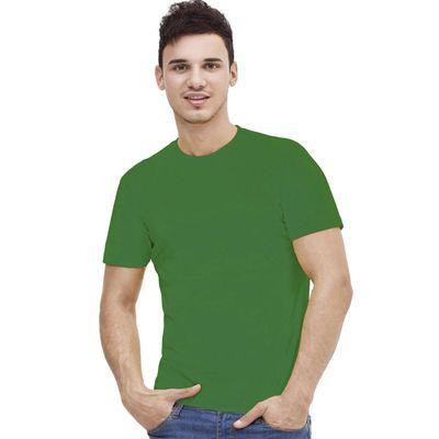Футболка мужская StanAction, размер 50, цвет зелёный 160 г/м