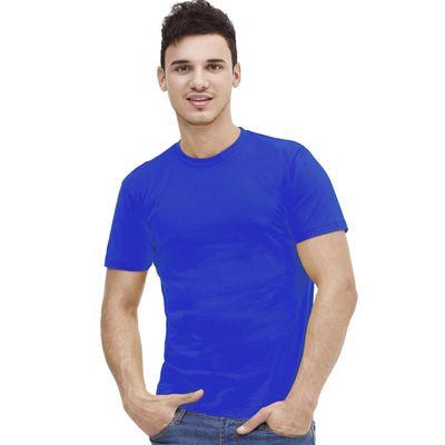 Футболка мужская StanAction, размер 54, цвет синий 160 г/м 51