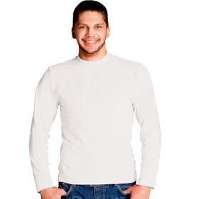 Футболка мужская StanCasual, размер 44, цвет белый 180 г/м 35 Ош