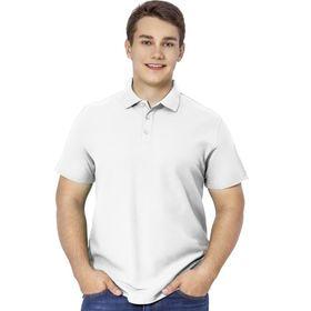 Рубашка мужская, размер 58, цвет белый