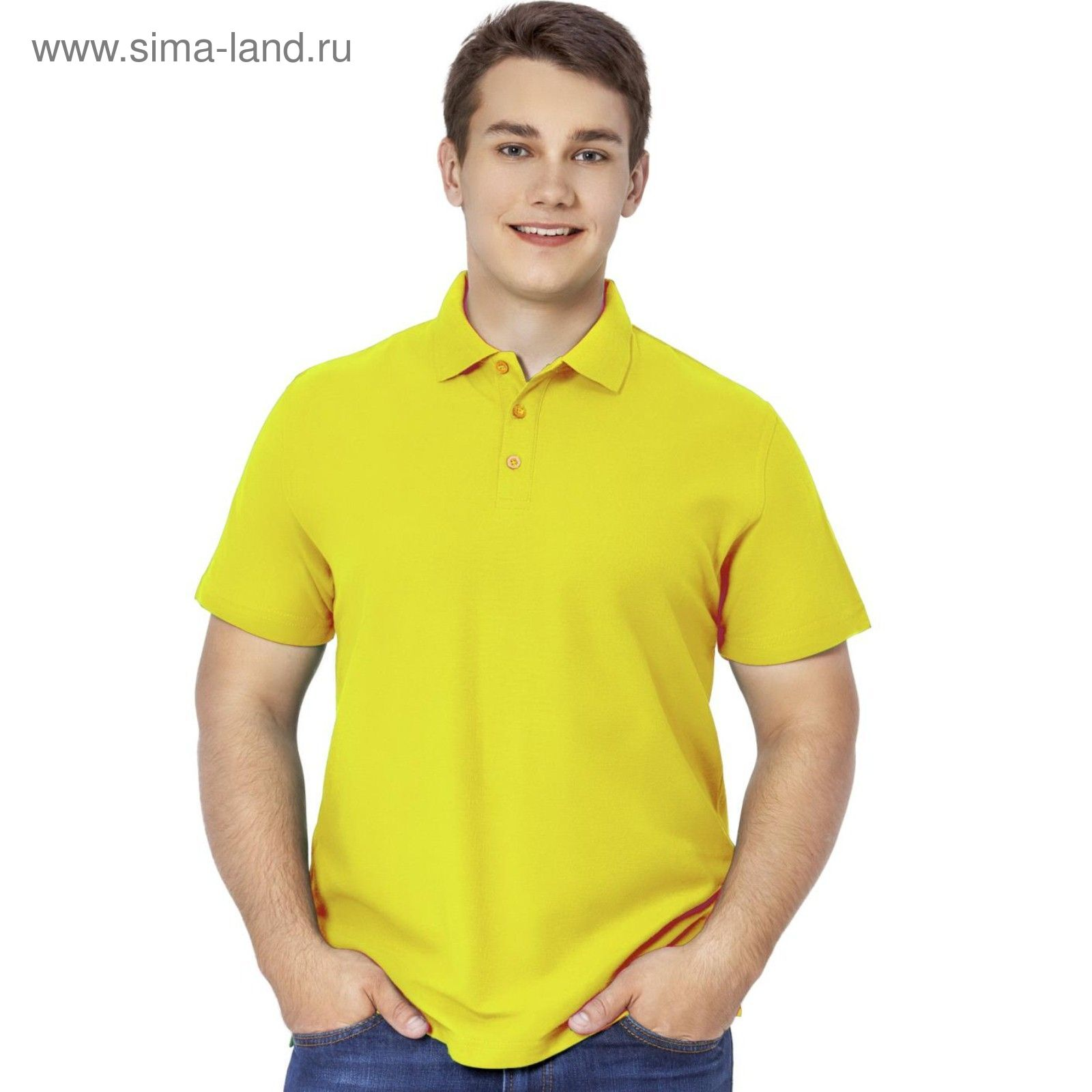 c54910529d0 Рубашка-поло мужская StanPremier