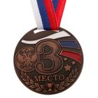"""Medal prize 070 """"3rd place"""""""
