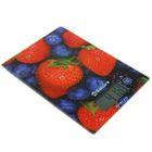 Весы кухонные Sakura SA-6075B, до 8 кг, электронные, ягоды