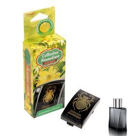 Ароматизатор на дефлектор Collection Aromatique, золотая элегия Ош
