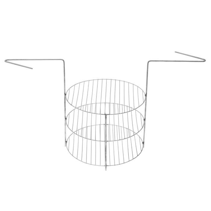 Этажерка-гриль универсальная (3х ярусная большая)