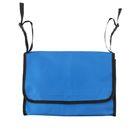 Сумка для коляски, цвет голубой