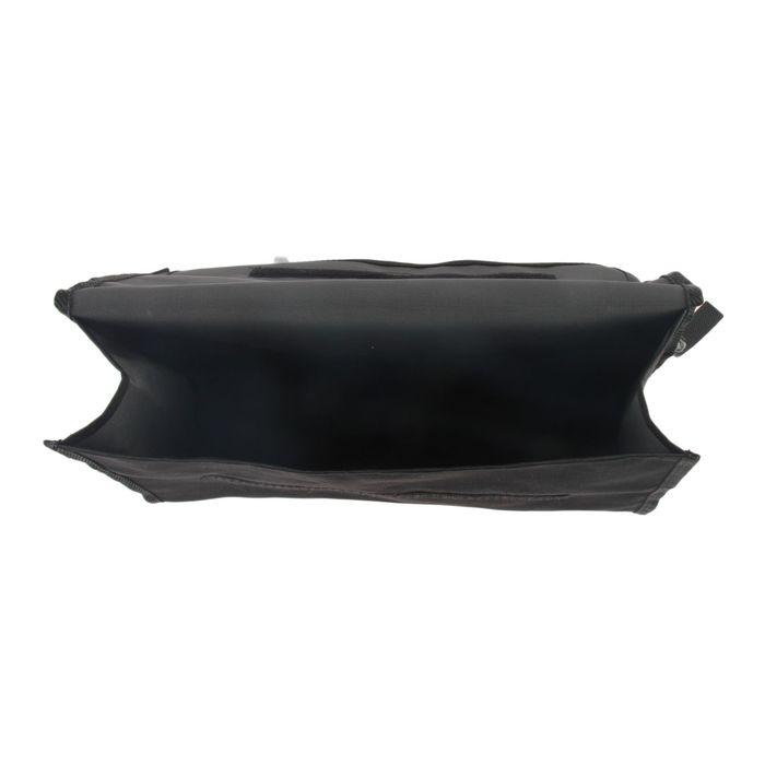 Сумка для коляски, цвет чёрный