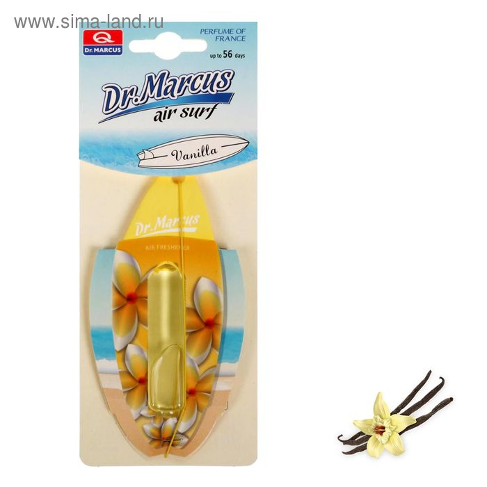 Ароматизатор Dr.Macus Air Surf Vanilla