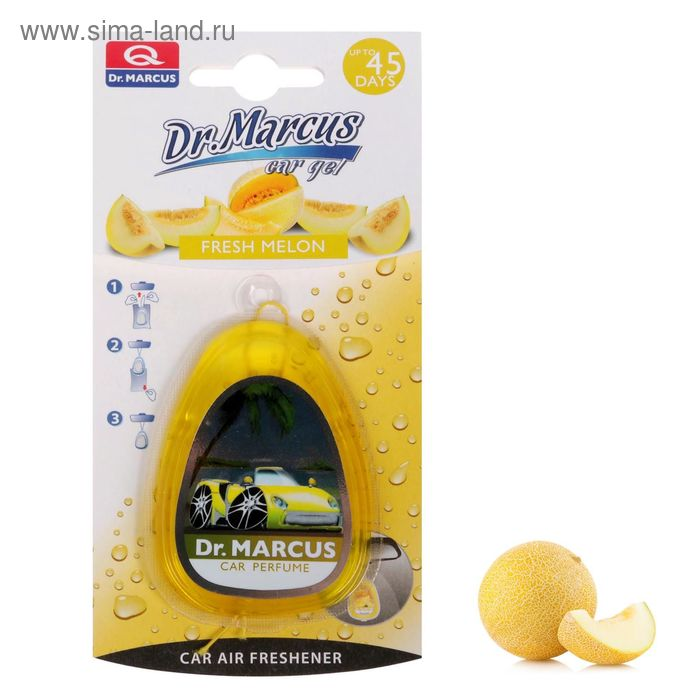 Ароматизатор Dr.Macus Car Gel Fresh Melon