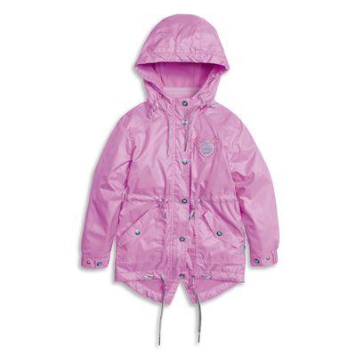 Плащ для девочек, рост 104 см, цвет розовый