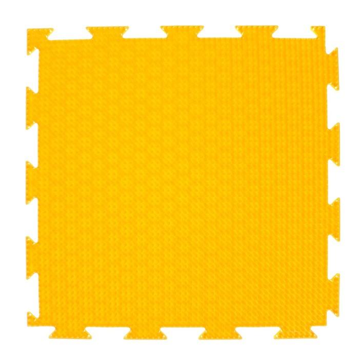 Массажный коврик - пазл, 1 модуль «Орто. Трава мягкая», цвета МИКС