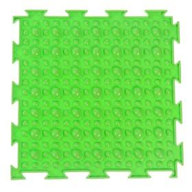 Массажный коврик 1 модуль «Орто. Камешки», цвета МИКС