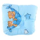 Подушка детская ортопедическая, 25х30 см, цвет МИКС