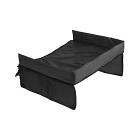 Столик для детского автокресла TORSO, черный Ош