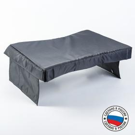 Столик для детского автокресла TORSO, серый