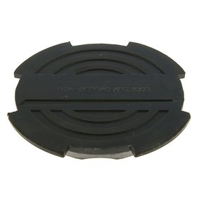Резиновая опора для подкатного домкрата MATRIX d=130 мм Ош