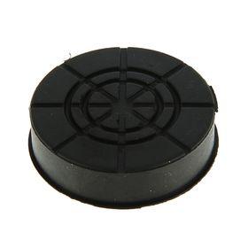 Адаптер для бутылочных домкратов MATRIX с резиновой накладкой (диаметр штока 22 мм)