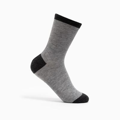 Носки женские FW-267-L-12, р-р 23-25, цвет серый