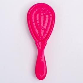 Щётка массажная детская для ухода за волосами, от 3 мес., цвета МИКС