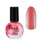 Лак для ногтей, 9мл, цвет 050-160 светло-розовый перламутровый