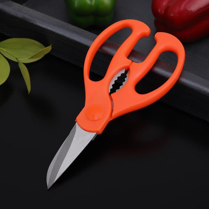 """Scissors kitchen """"Slick"""" 19 cm"""