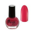 Лак для ногтей, 9мл, цвет 022-080 тёмно-розовый