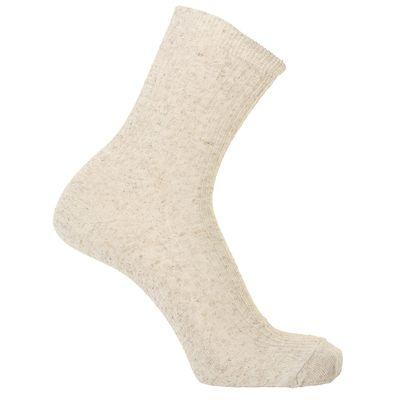Носки мужские, цвет бежевый, размер 29