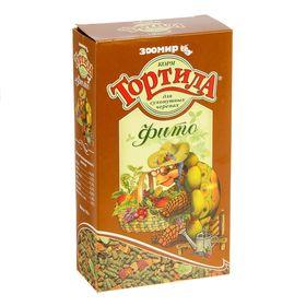 """Корм """"Тортила Фито"""" для сухопутных черепах, 170 г."""