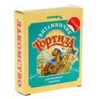 """Лакомство """"Тортила Витаминчик"""" с кальцием для водяных черепах, 30 г"""