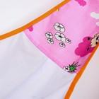 Гамачок в ванночку «Куп-куп», 100 см, цвет розовый - фото 962046