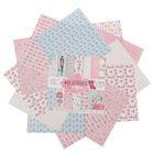Набор бумаги для скрапбукинга «На_шпильках», 12 листов, 30,5 х 30,5 см, 180 г/м