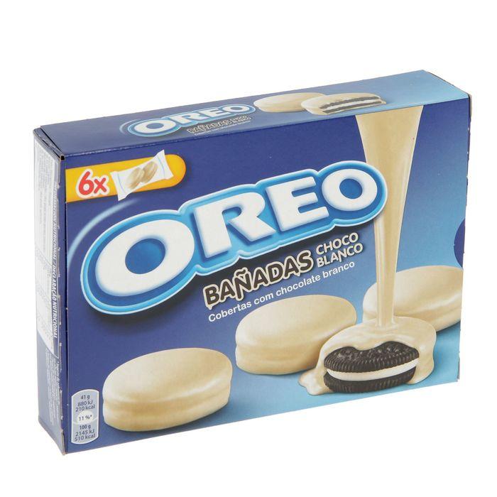 Печенье Oreo Choc White 246 г