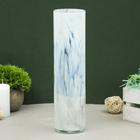 """Vase """"Cylinder"""" 8x30 cm, white"""