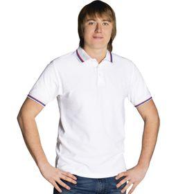 Рубашка мужская, размер 40, цвет белый