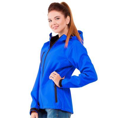 Куртка женская StanThermoShellWomen, размер 48, цвет синий 340 г/м 71W