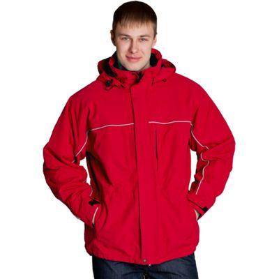 Куртка мужская StanNordic, размер 48, цвет красный
