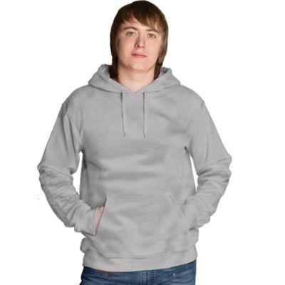 Толстовка мужская StanFreedom, размер 46, цвет серый меланж 280 г/м 20
