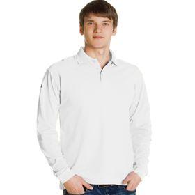 Рубашка мужская, размер 50, цвет белый