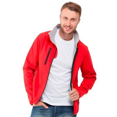 Куртка мужская StanThermoSkin, размер 46, цвет красный 275 г/м