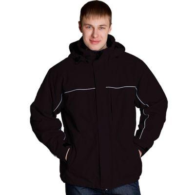 Куртка мужская StanNordic, размер 44, цвет чёрный