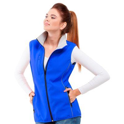 Жилет женский StanThermoProWomen, размер 50, цвет синий 275 г/м 72W