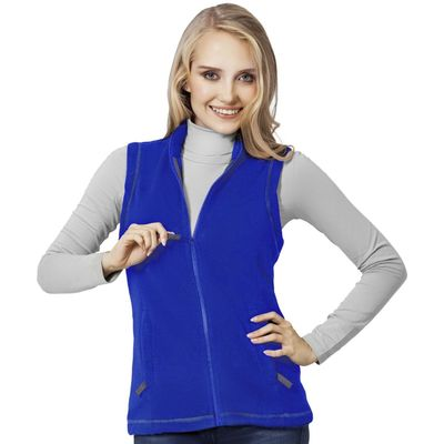 Жилет женский StanFleece, размер 42, цвет синий 200 г/м 28W