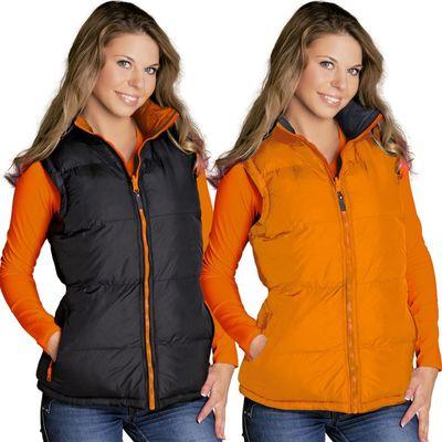 Жилет женский StanWinter, размер 48, цвет оранжевый 200 г/м 26W