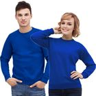 Толстовка муж/жен StanSweatshirt, размер 56, цвет синий 280 г/м