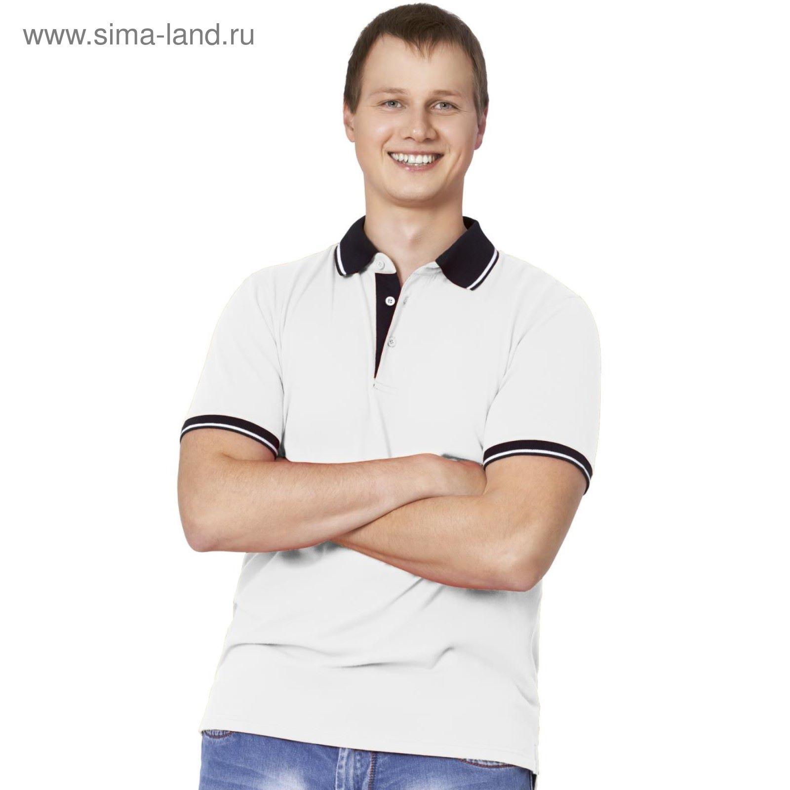 1263b70f9ef Рубашка-поло мужская StanContrast