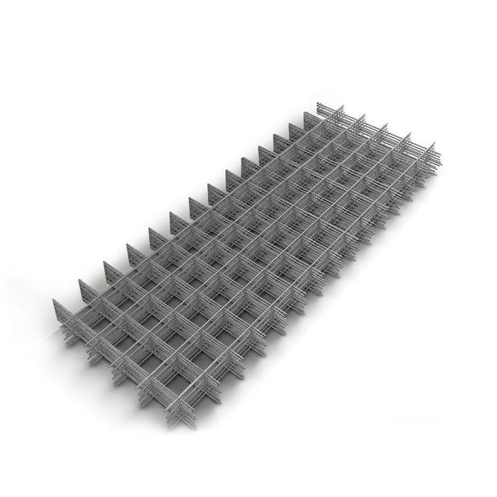 сетка сварная кладочная 50х50мм, толщина 3мм, 4х20 прутков, (лист 0,25 х 1,5м) 10 шт/уп